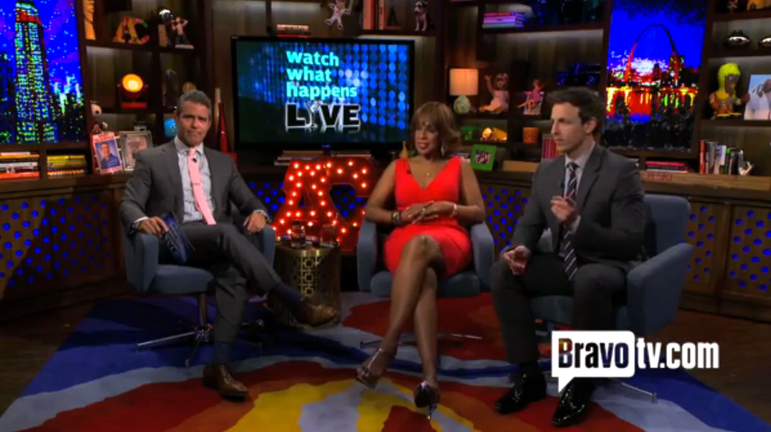 how to call watch what happens live