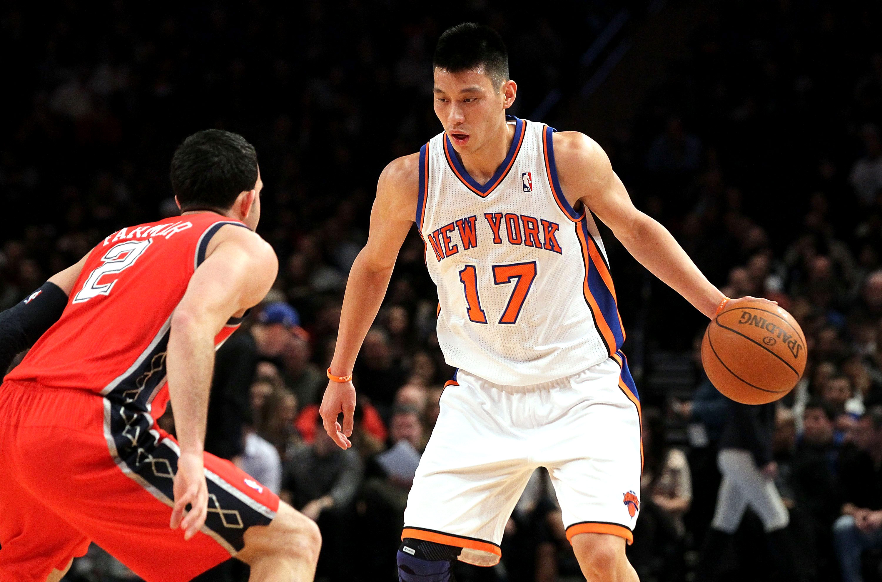 Linsanity: Linsanity Began One Year Ago Today -- NYMag