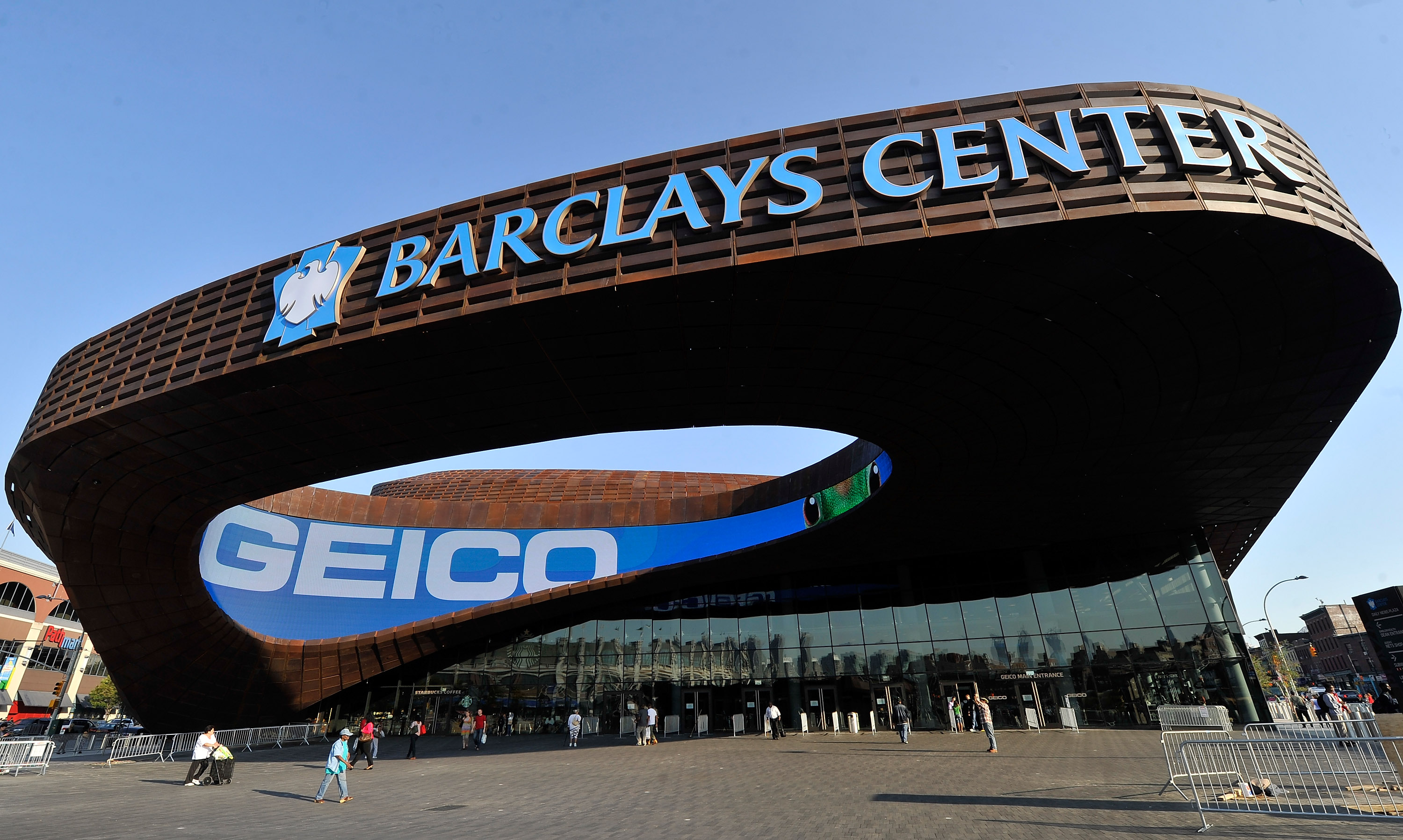 barclays center has a big noise problem nymag