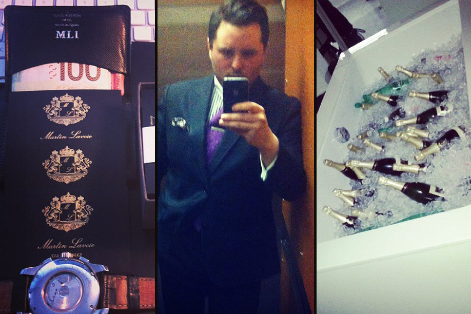 The Fabulous Life of Instagram's 'Mr. Wall Street'