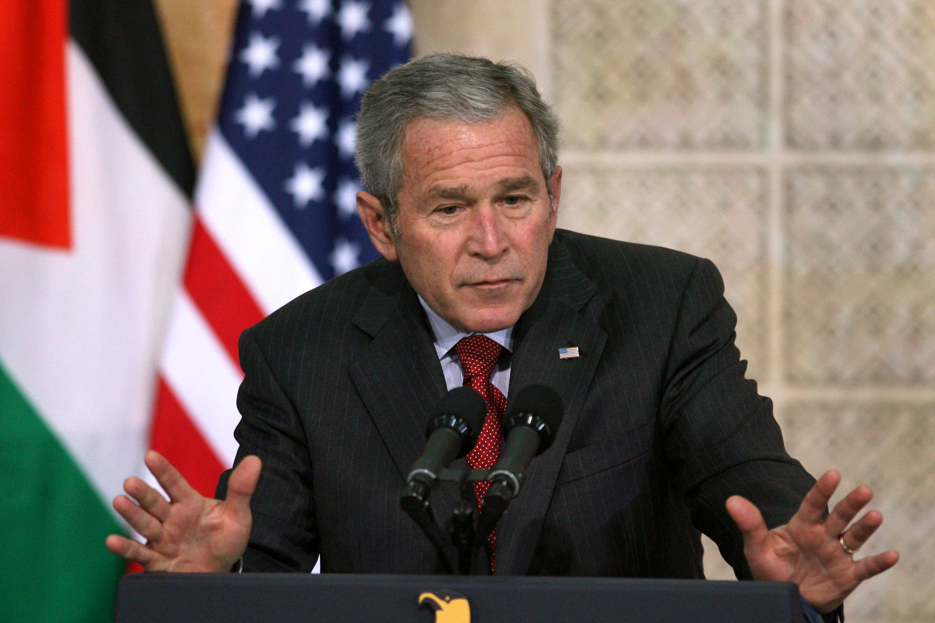 George W. Bush Hit in GOP Immigration Crossfire -- Daily Intelligencer