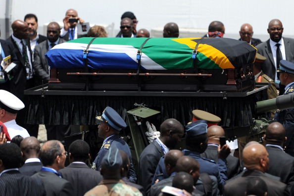 Nelson Mandela Buried in Hometown -- NYMag