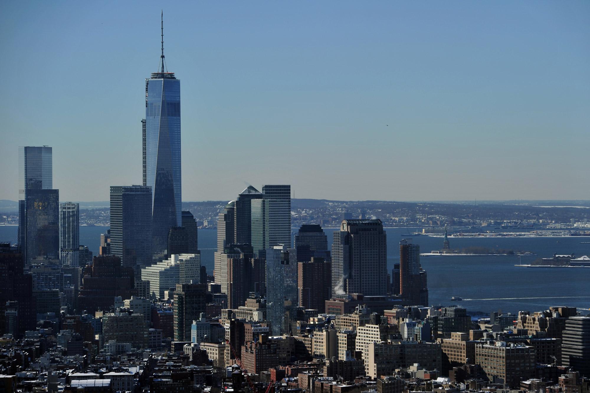 Wtc Now World Trade Center