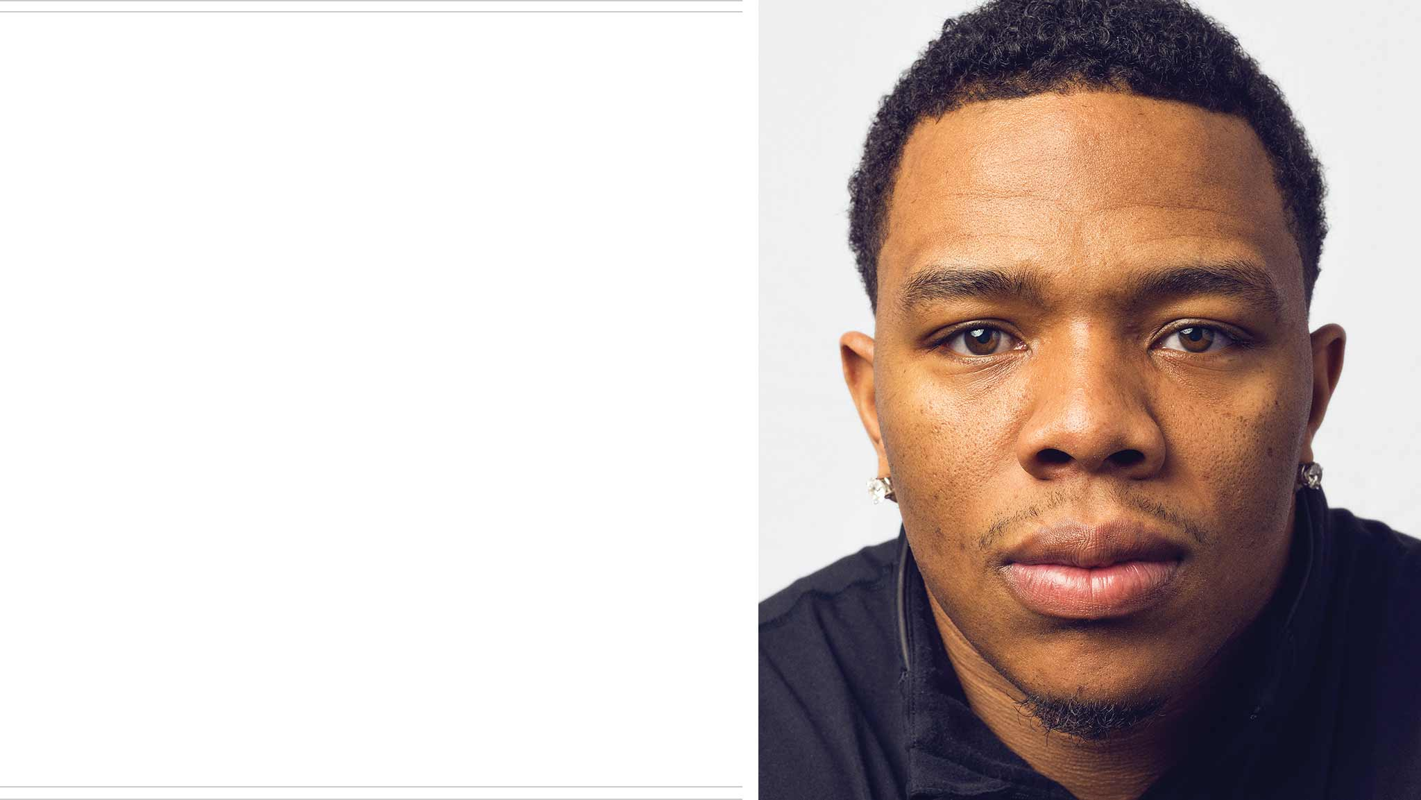 Ray Rice\'s Redemption Campaign -- NYMag