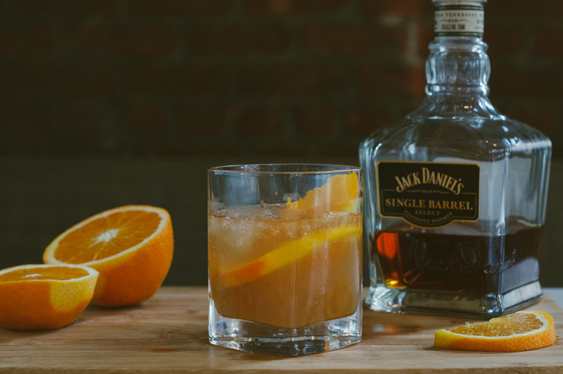 A New Twist on the Old Fashioned