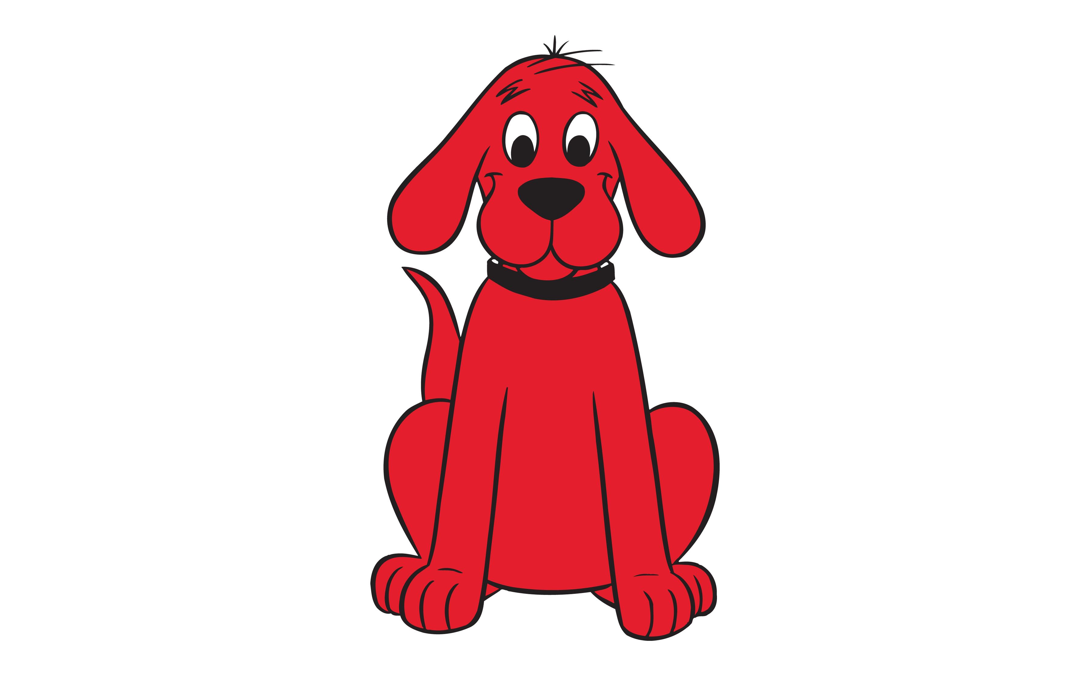 CLIFFORD the Big Red Dog Bedtime Box Set (pb) School,Circus,Family,Firehouse 6Bk