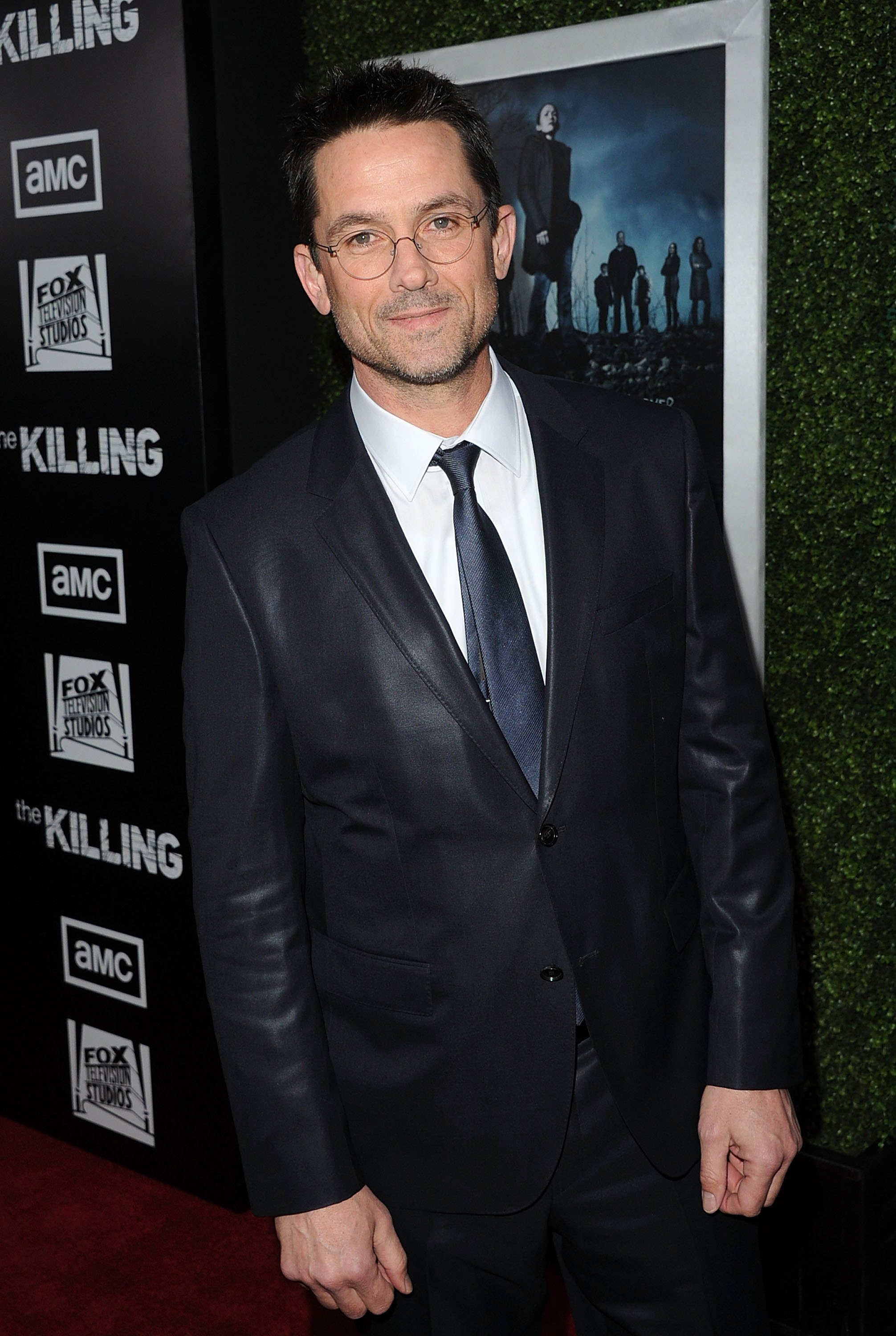 Billy Campbell Cast As Bill O Reilly S Lincoln Vulture