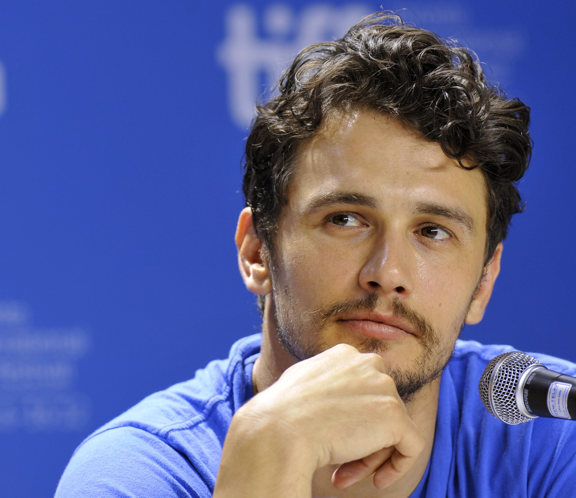 James Franco's Going...