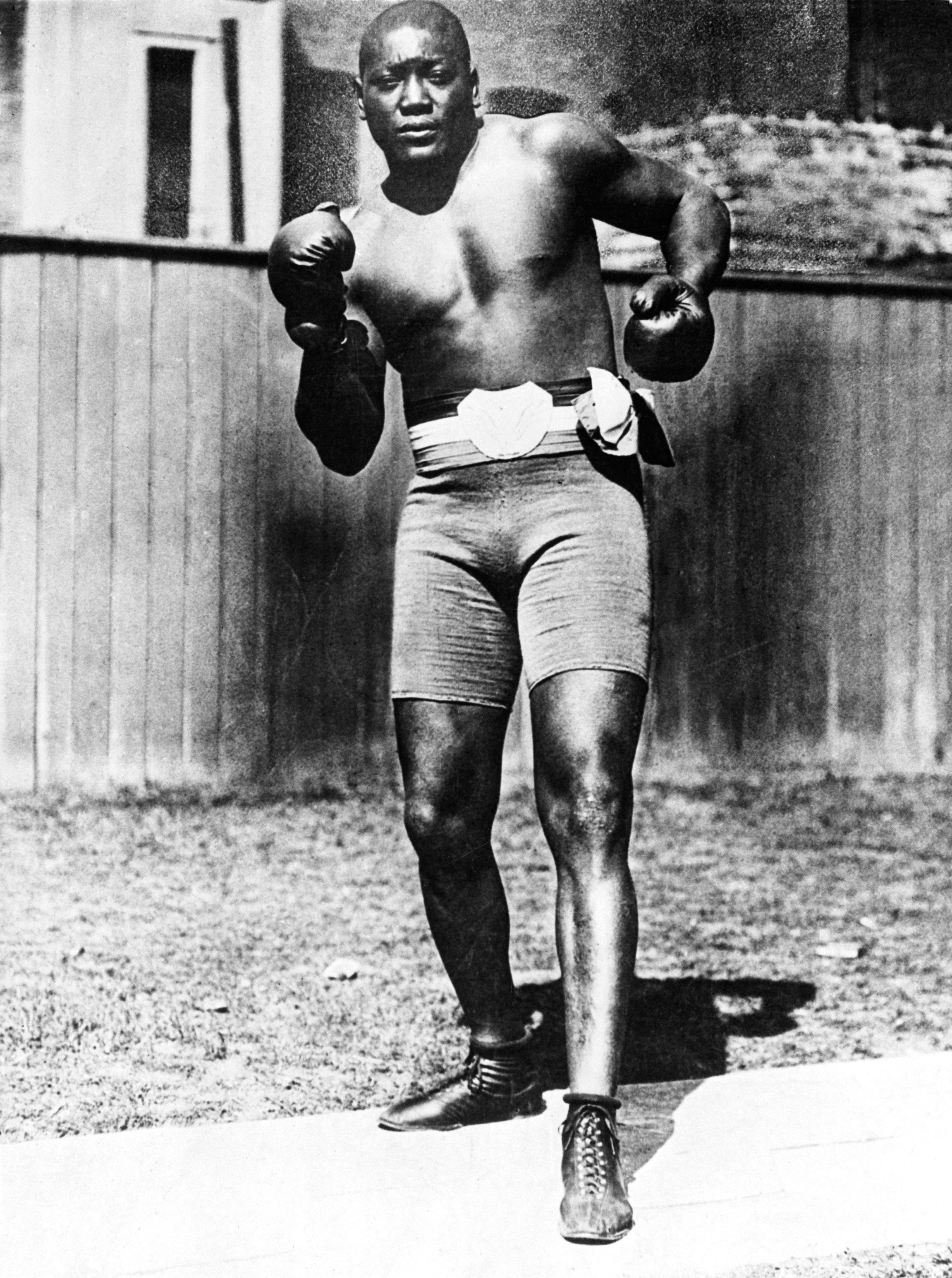 unforgivable blackness jack johnson essay Jack johnson: jack johnson, first black boxer to win the s documentary film unforgivable blackness (2004) johnson was a member of the american jack read more.