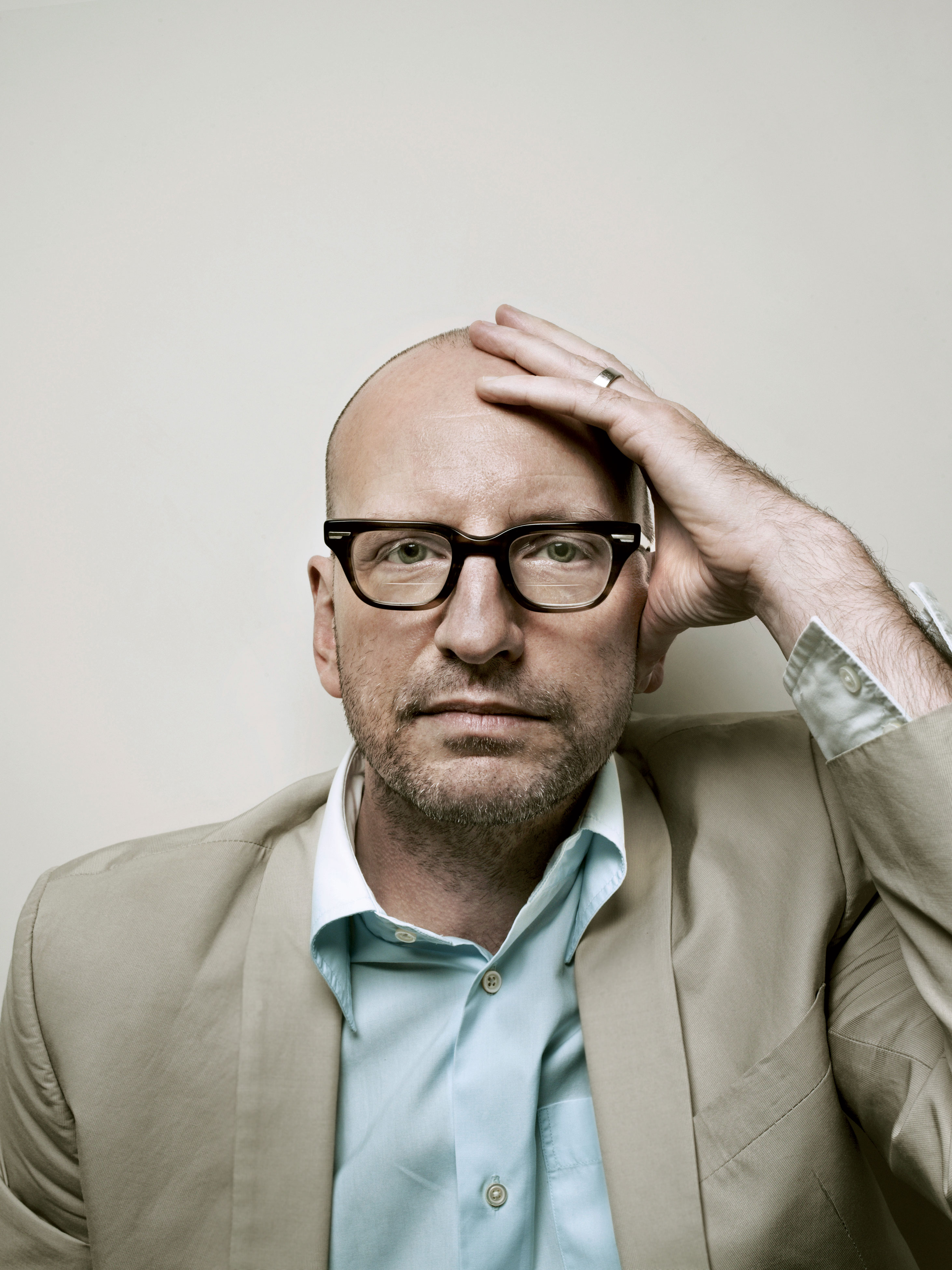 Steven Soderbergh on Quitting Hollywood, Getting the Best Out of J-Lo, and His Love of Girls