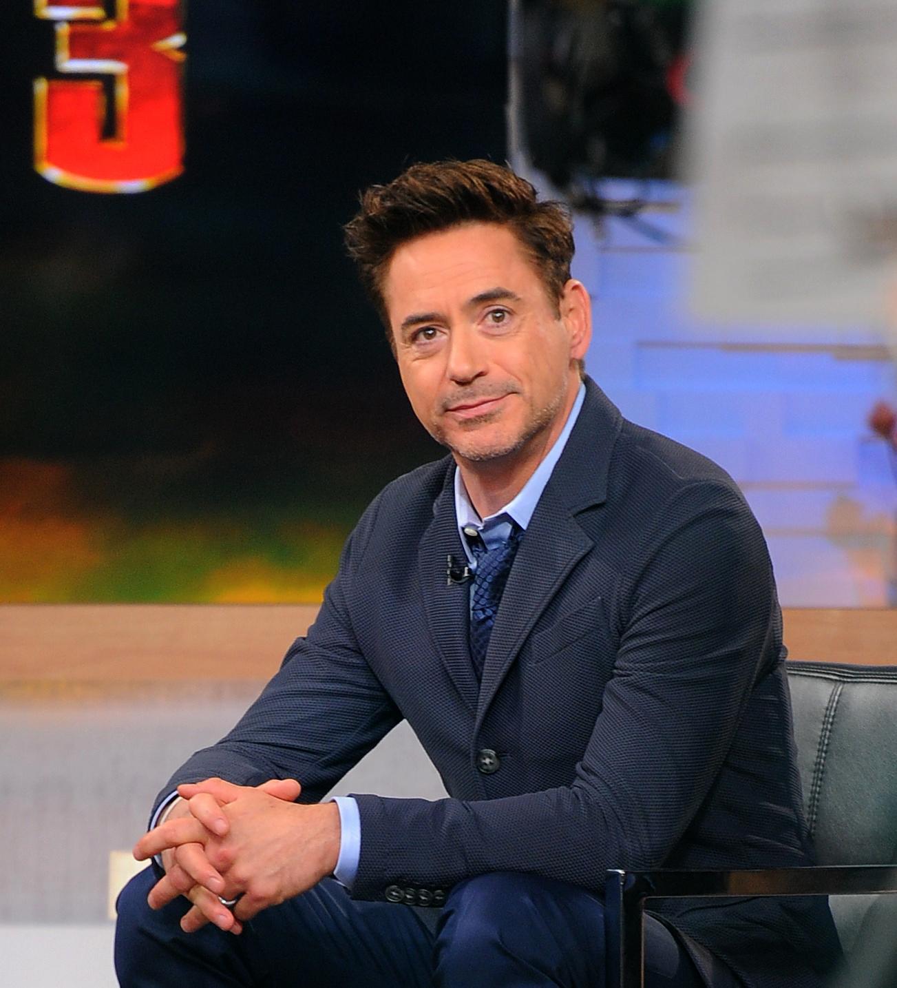Robert Downey Jr. Is Producing an '80s Rehab Drama - Cinema, Theater ... Robert Downey