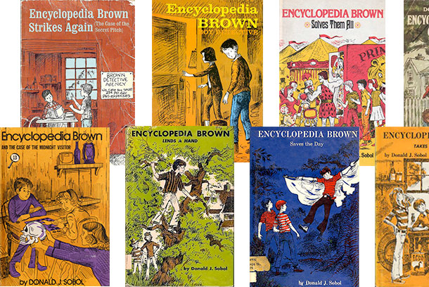 every encyclopedia brown title ranked vulture