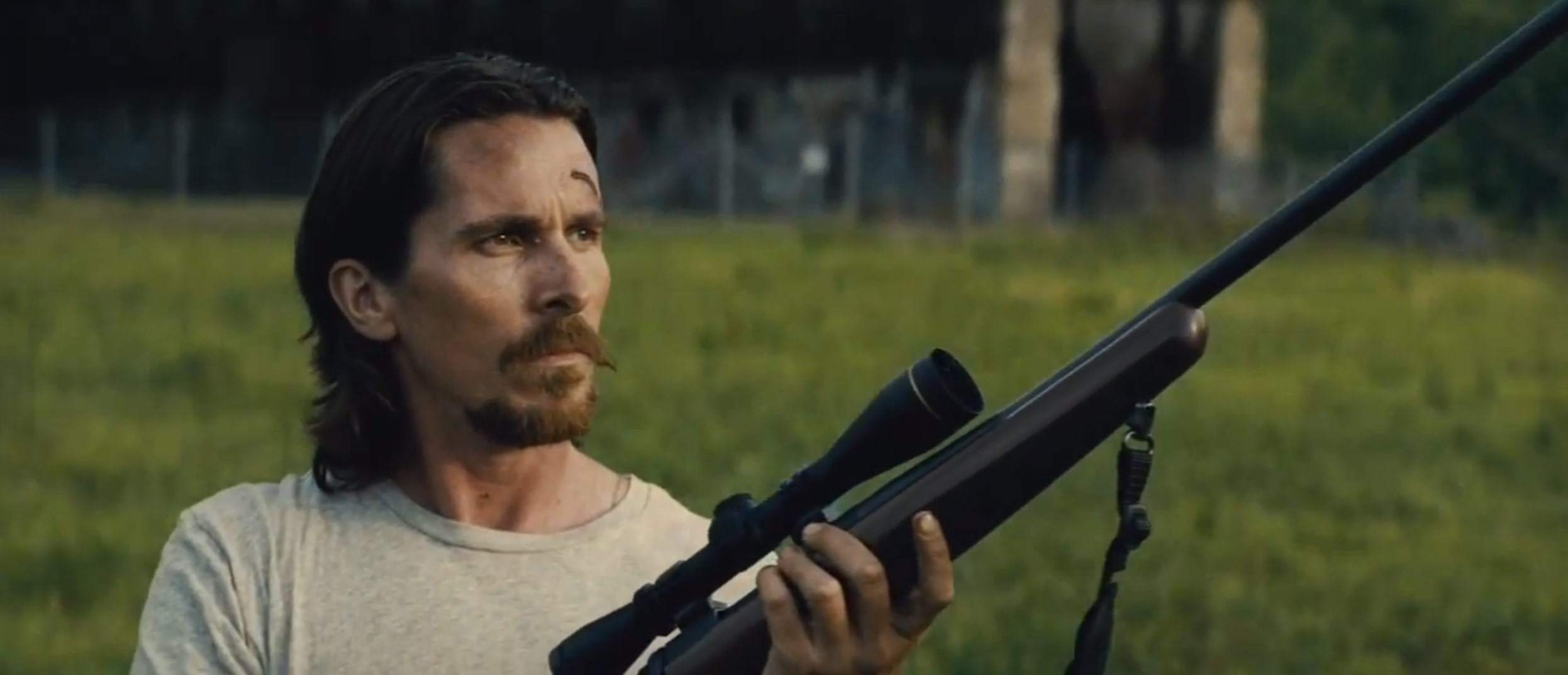 When Rodney Baze mysteriously disappears and law enforcement fails to ... Christian Bale