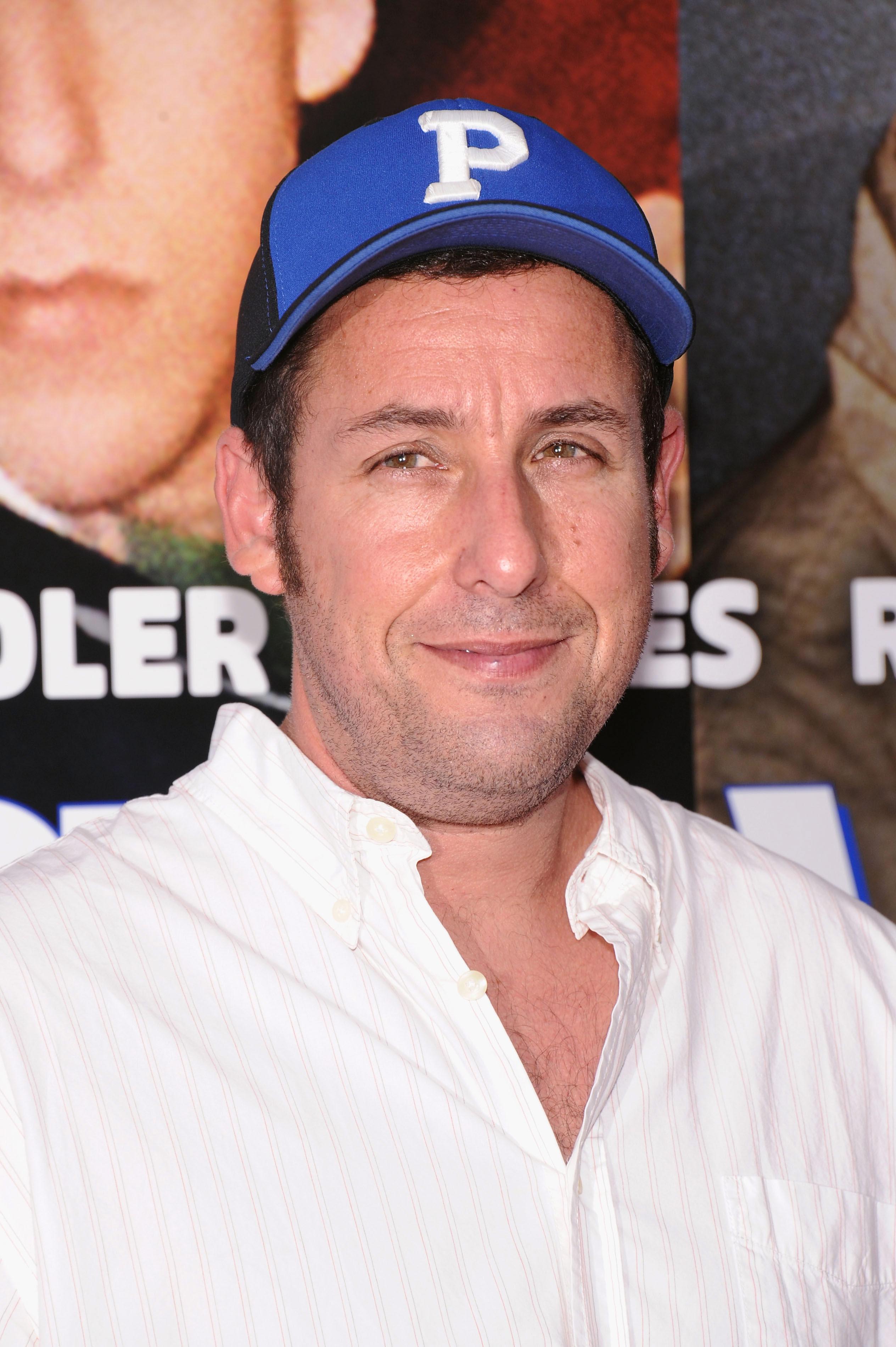Jason Reitman Wants to Direct Adam Sandler -- Vulture Adam Sandler