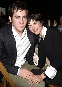 Blair and Gyllenhaal