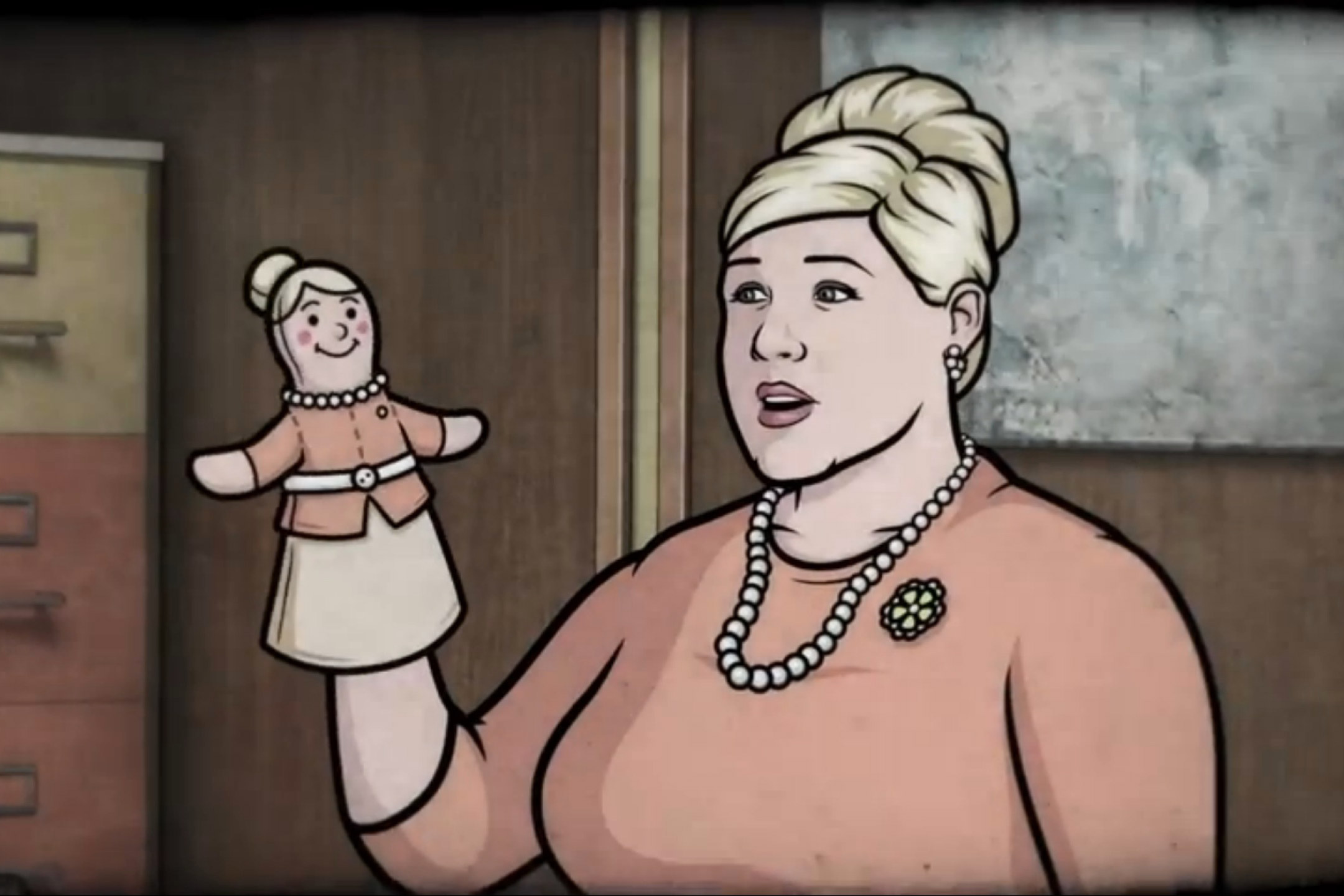Watch a Teaser for the New Season of Archer