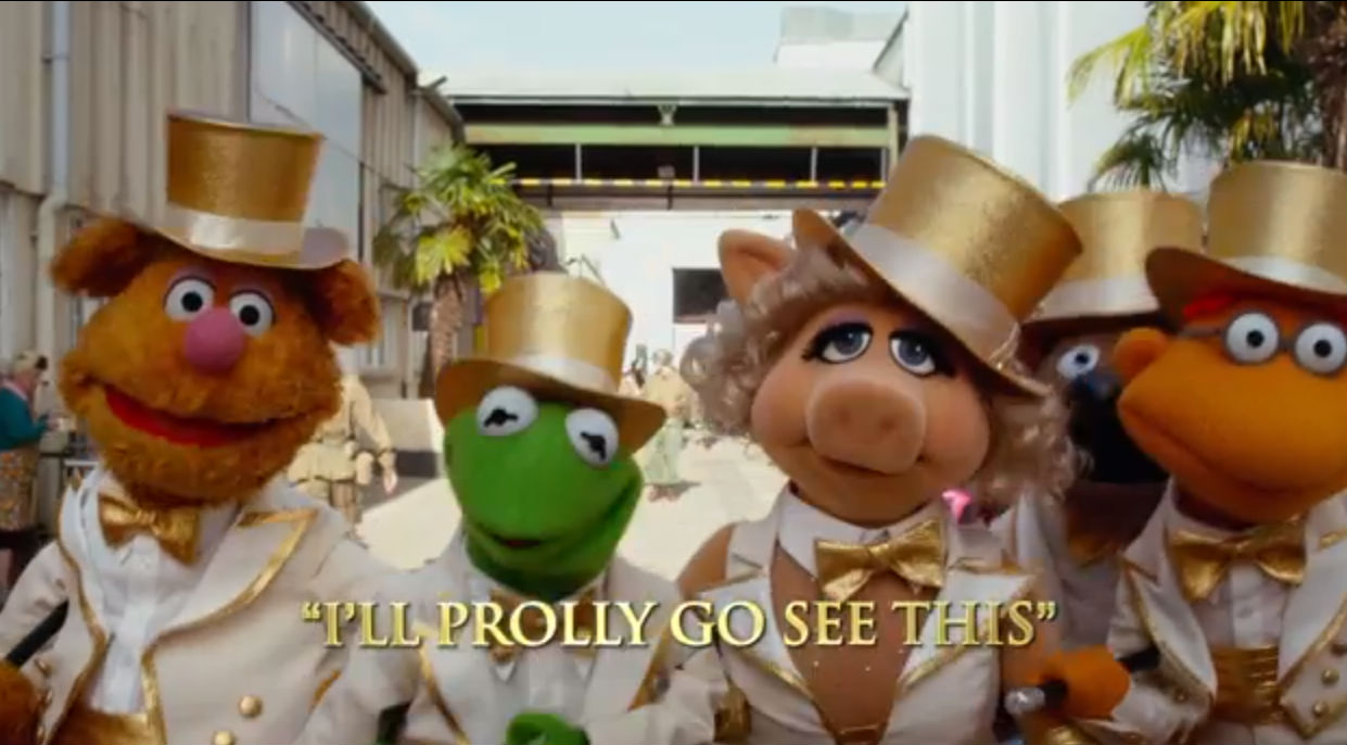 Muppets Most Wanted Promo: The Fan-ticipation