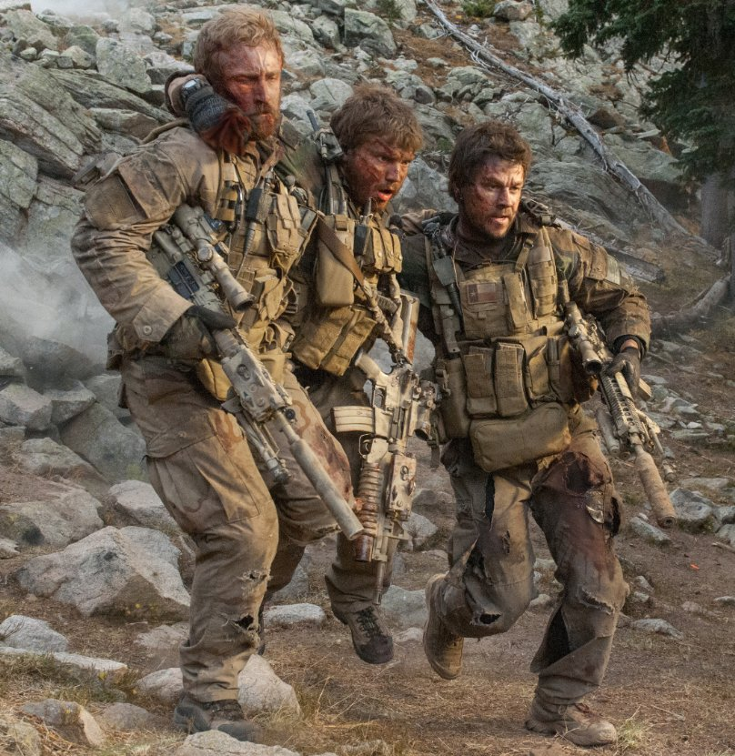 Let's Discuss Lone Survivor's Falling Scenes -- Vulture