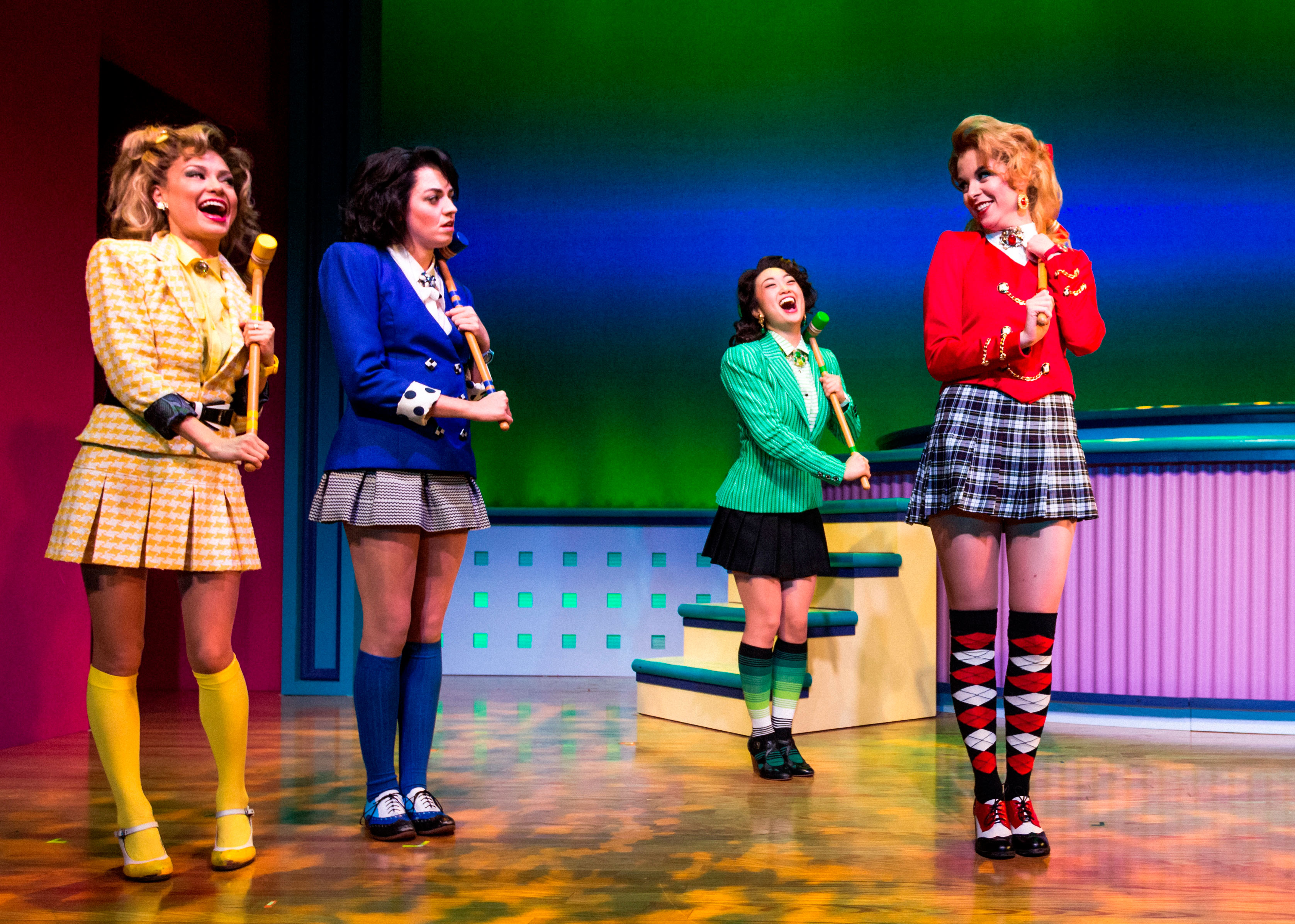 Theater Review: Heathers: The Musical -- Vulture