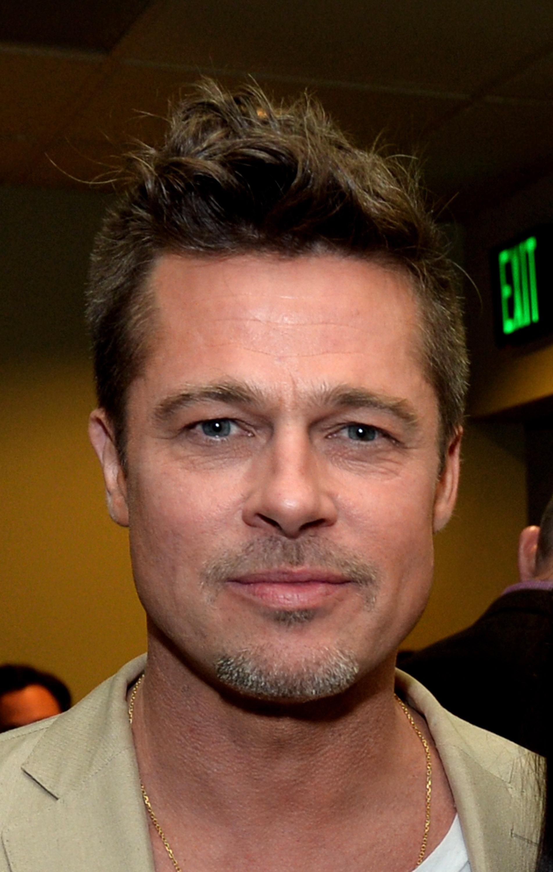 Brad Pitt Circling Gen...