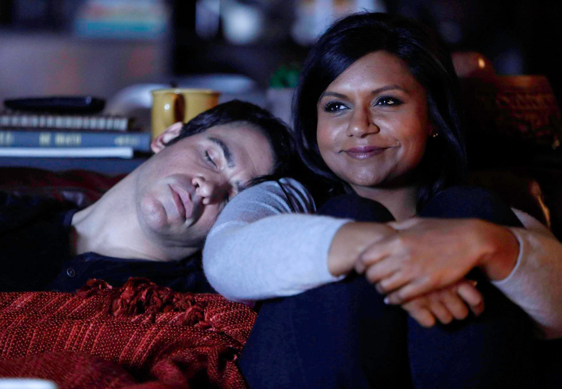 the mindy kaling project 'the mindy project' series finale is defiantly old-fashioned, and completely true to mindy kaling's goals.