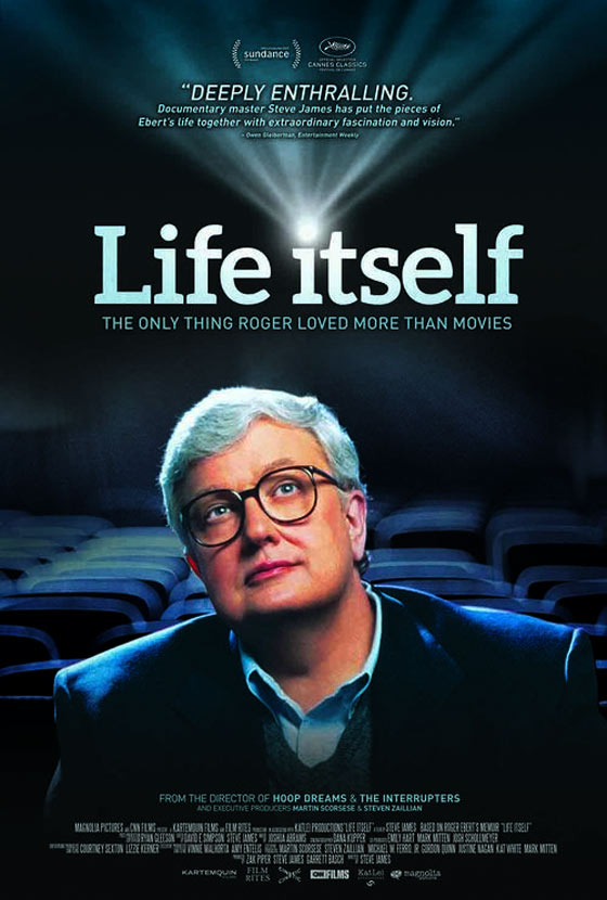 Life Itself and 6 Other Biographical Documentaries You Can Stream Right Now