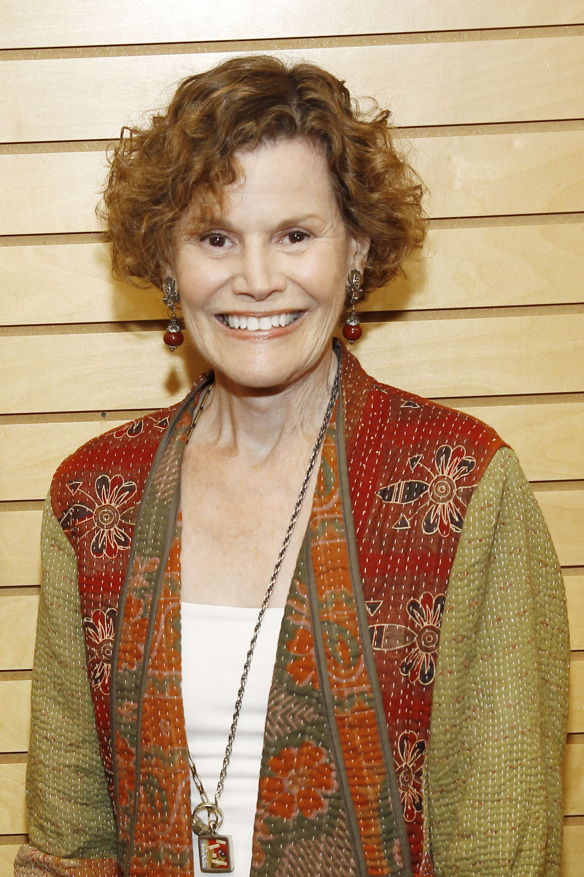 Judy Blume Wrote a New Book for Adults