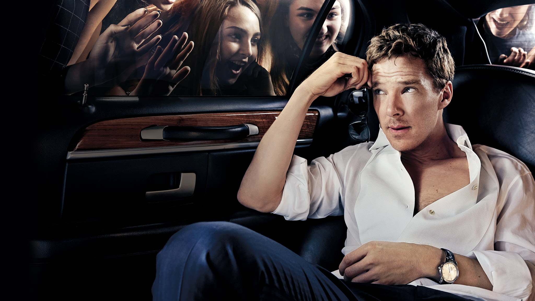 Benedict and the Cumberbitches: What Fame Looks Like From Inside a Meme