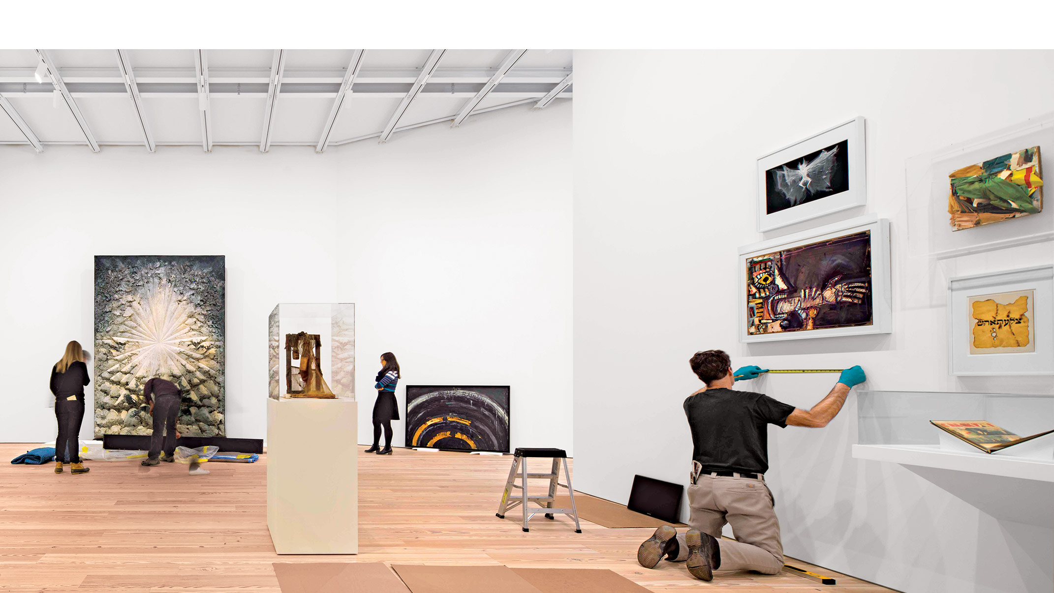"""the new museums exhibit on the year of my birth """"songs for sabotage,"""" the fourth new museum triennial, questions how individuals and collectives around the world might effectively address the connection of."""