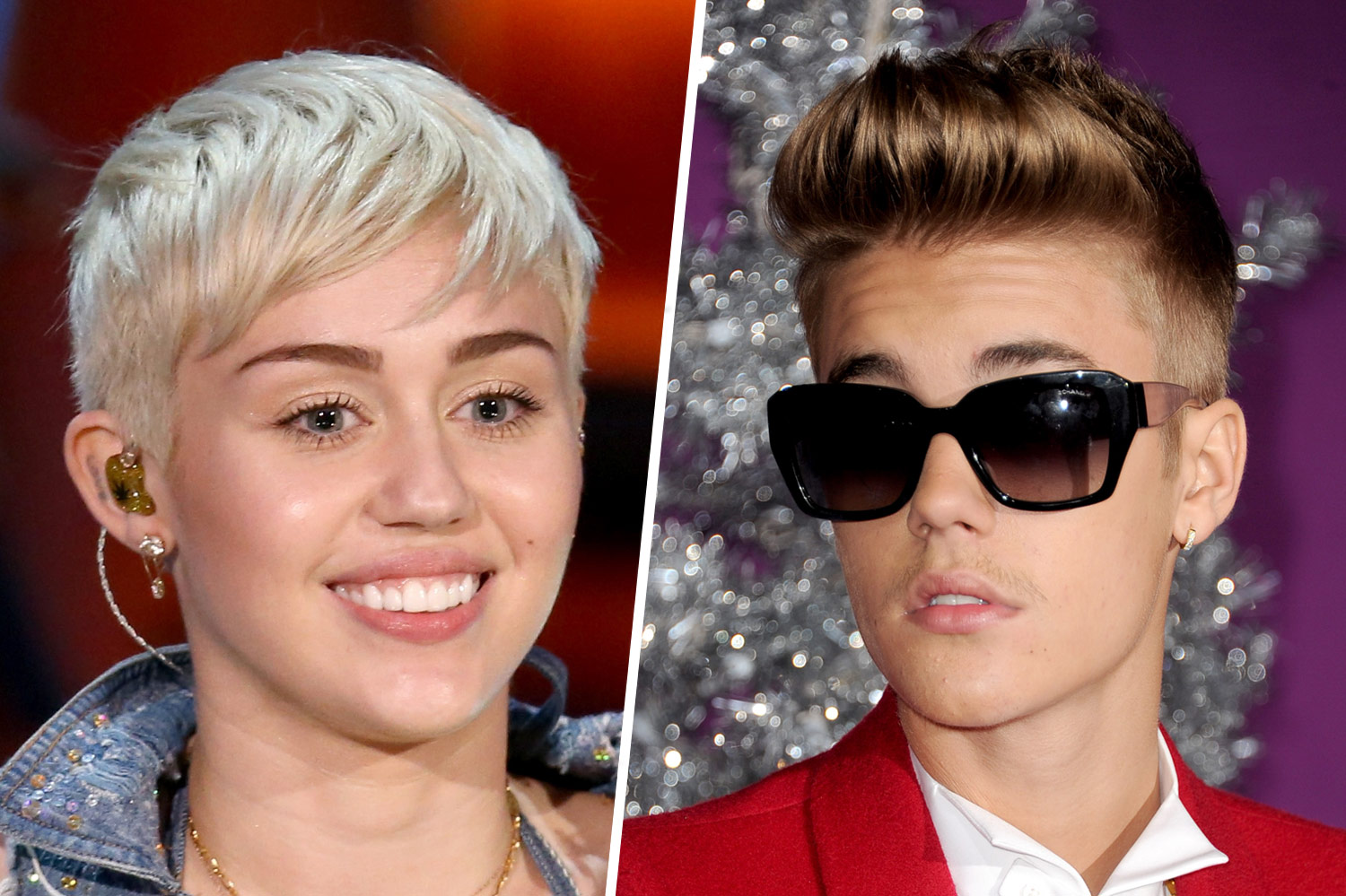 justin bieber flirting with miley cyrus Miley cyrus gives justin bieber advice: pay people to make sure you don't get in trouble.