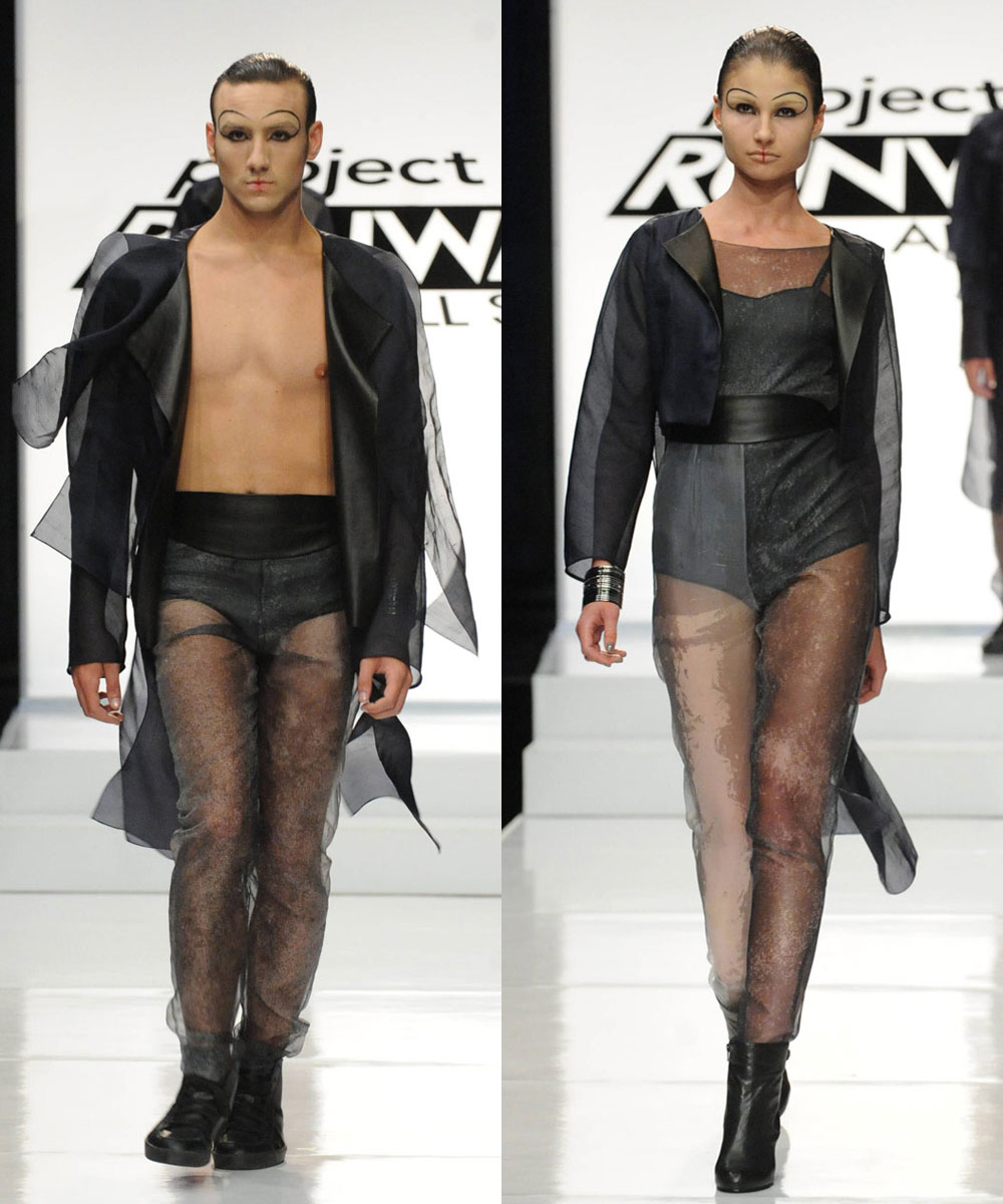 Project runway naked 14