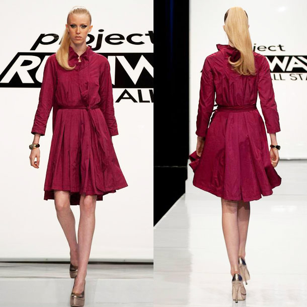 Project Runway All Stars Episode 10