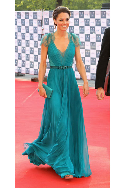 Teal Dress With What Color Shoes