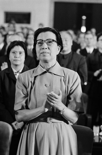 "<b>Lived:</b> 1914-1991  <b>Fourth and final wife of:</b> Mao Zedong, First Chairman of the Central Communist Party, killed as many as 40 million with his Great Leap Forward.  <b>Her Story: </b>Party leaders were scandalized when Mao left his wife for Jiang, an actress twenty years his junior, but divorce was granted on the condition that Jiang stay out of politics for thirty years. Then, <a href=""http://www.nytimes.com/1984/03/04/books/lust-revenge-and-revolution.html?pagewanted=2"">according to a 1984 biography</a>, she became one of the chief architects of the cultural revolution and exacted swift revenge on her early detractors. Another perk of being the chairman's main squeeze? Having his ex committed to a mental hospital."