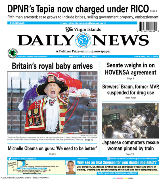 Best, Cutest, And Stupidest Royal-Baby Headlines -- The Cut