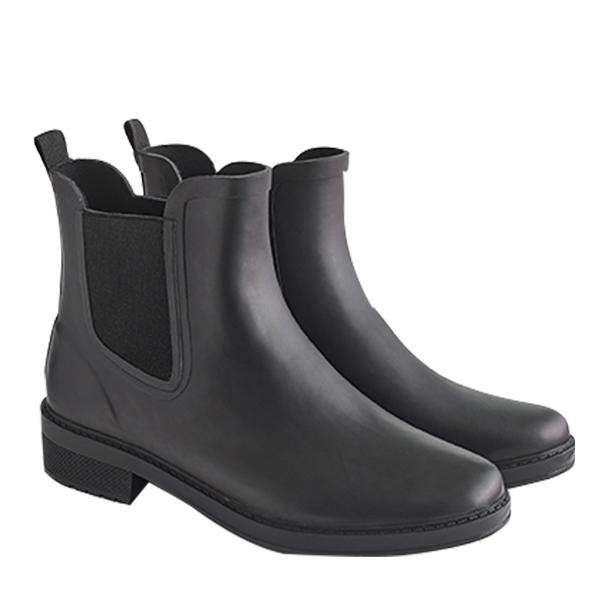 Chelsea matte rain boots