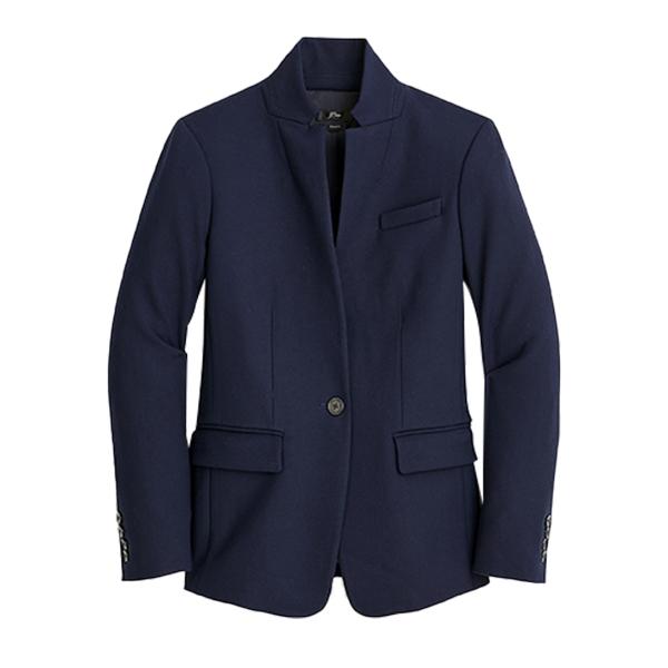 Regent blazer in four-season stretch