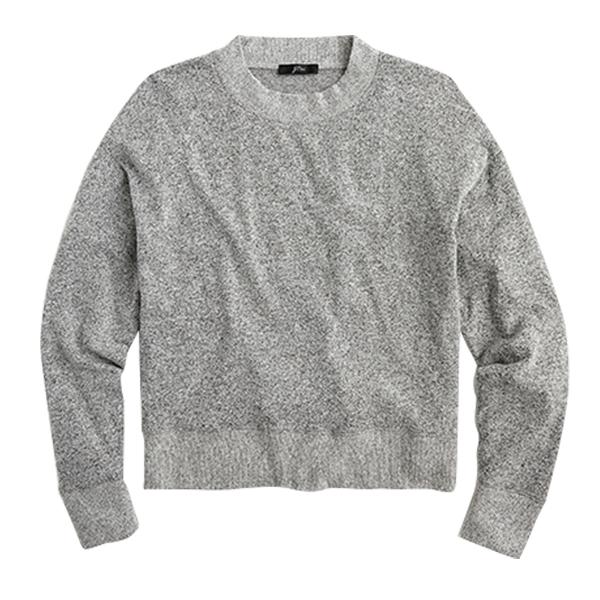 Supercozy mockneck pullover in TENCEL™ lyocell
