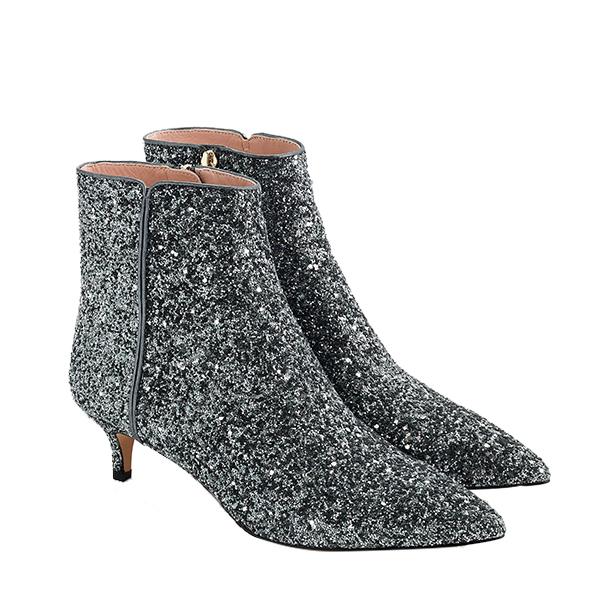 Fiona kitten heel boots