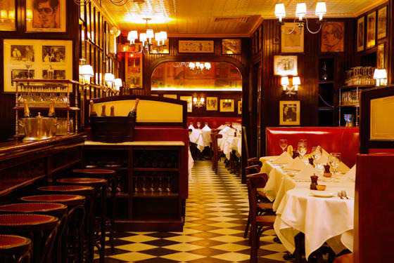 Minetta Tavern might not be this empty, but it will be close.