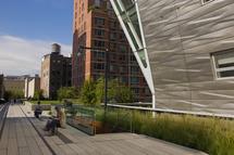 The High Line on September 10, 2011 in New York City.