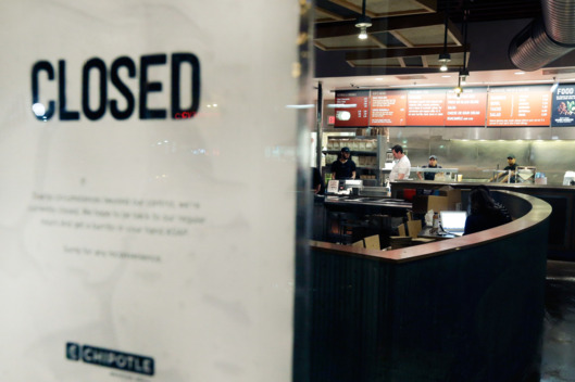 Chipotle Faces Plunging Sales, Is Subpoenaed