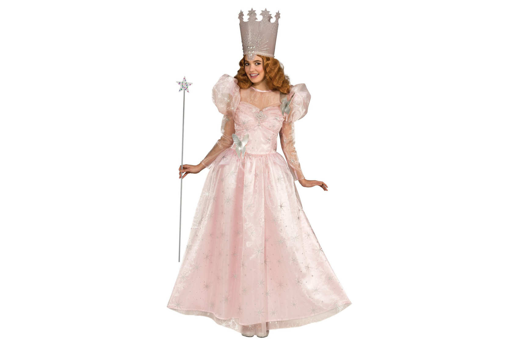 DIY Glinda the Good Witch Crown (The Wizard of Oz) Glinda the good witch pictures