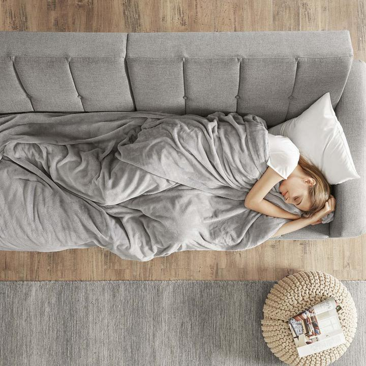 Degrees of Comfort Weighted Blanket with Two Duvet Covers