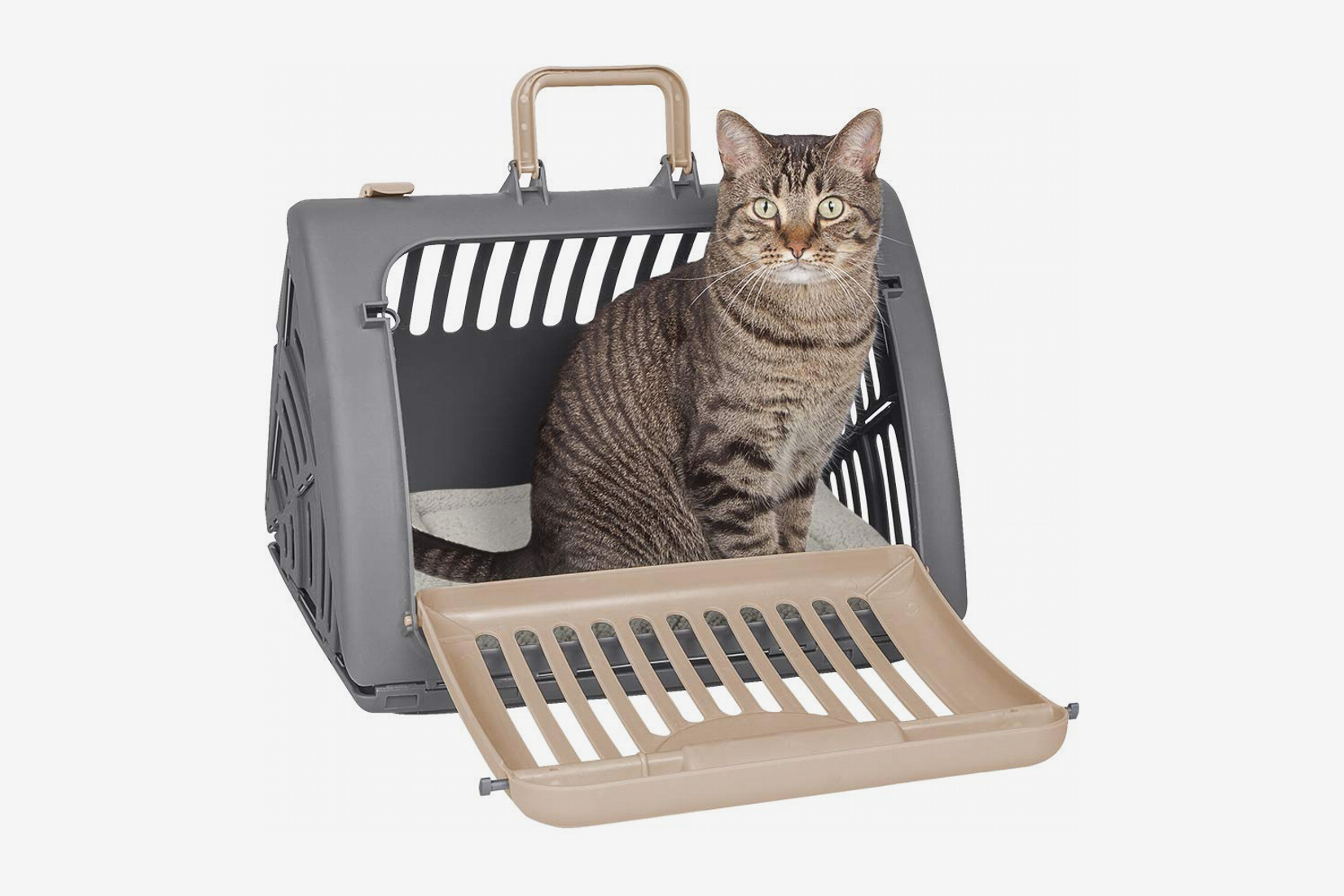 7c783f06bd SportPet Designs Foldable Travel Cat Carrier