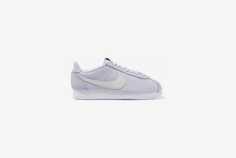 Nike Classic Cortez Sneakers, Lilac
