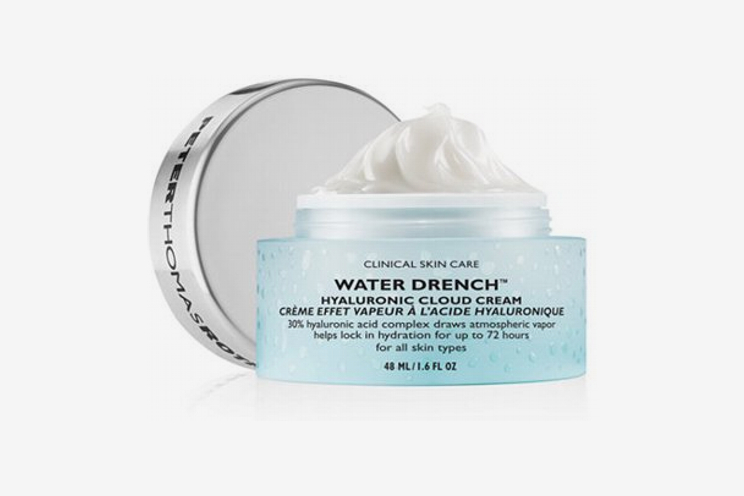 Peter Thomas Roth Water Drench Hyaluronic Cloud Cream Hydrating Face Moisturizer, 1.7 Oz