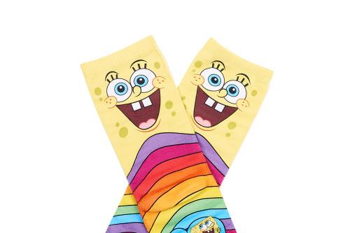 SpongeBob Squarepants Best Day Ever Socks