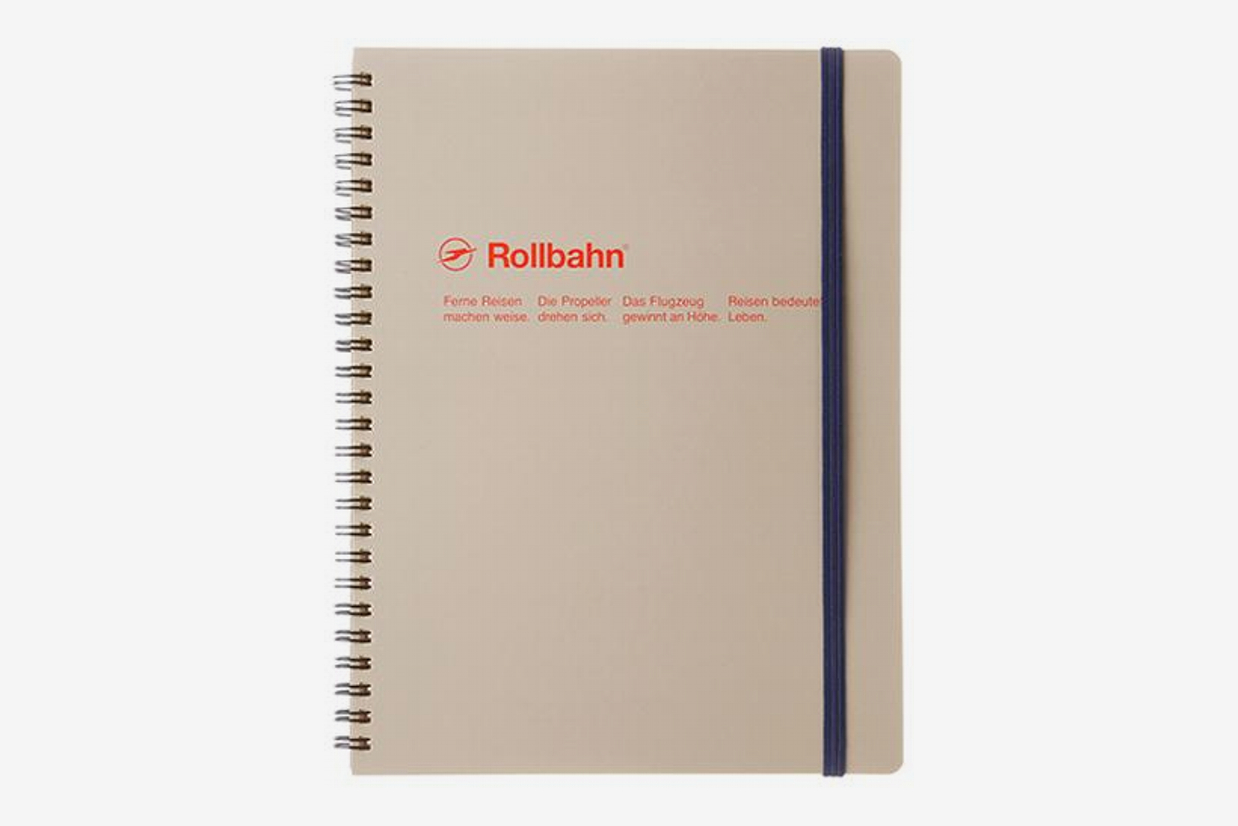 Rollbahn Notebook XL