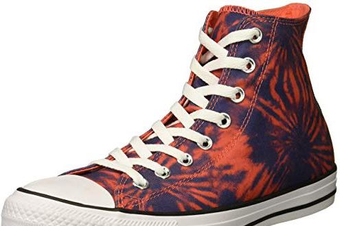 Converse Men's Chuck Taylor All Star Tie Dye High Top Sneaker